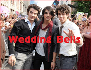 Jonas Brothers - Wedding Bells Lyrics