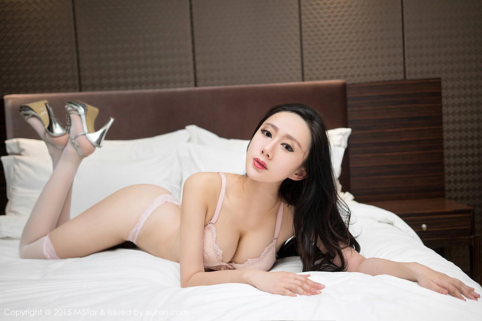 0011 - MiStar Vol.002 Model 苏小曼