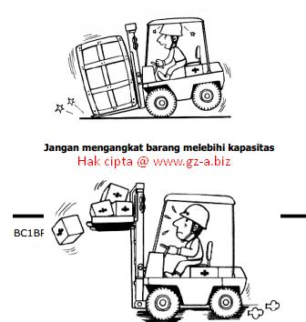Tips Mengangkat Barang Dengan Forklift Truck