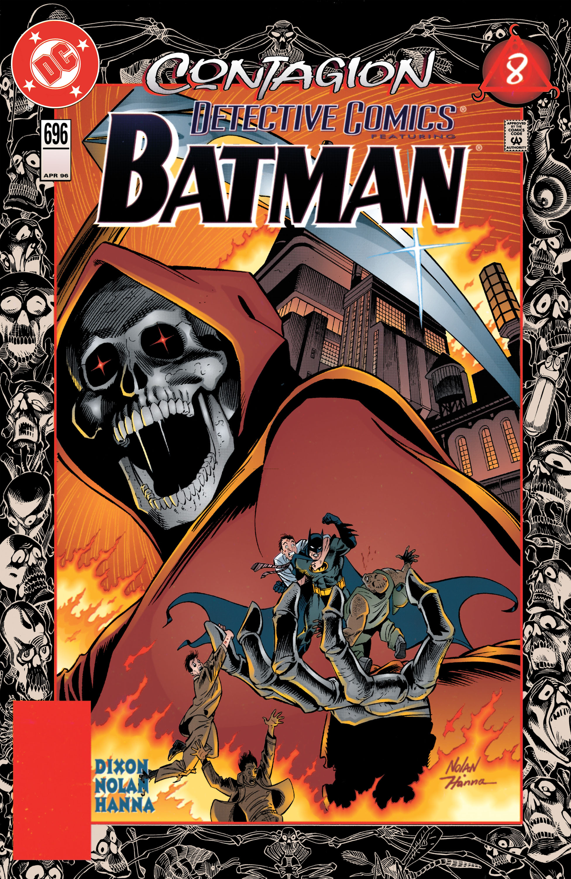 Detective Comics (1937) 696 Page 1