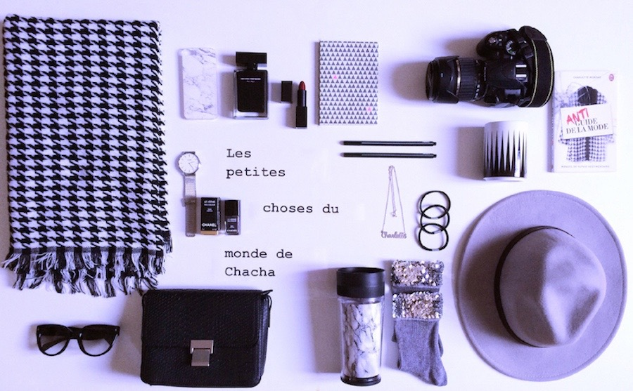 Les petites choses du monde de chacha- Blog Mode - Lifestyle Bordeaux