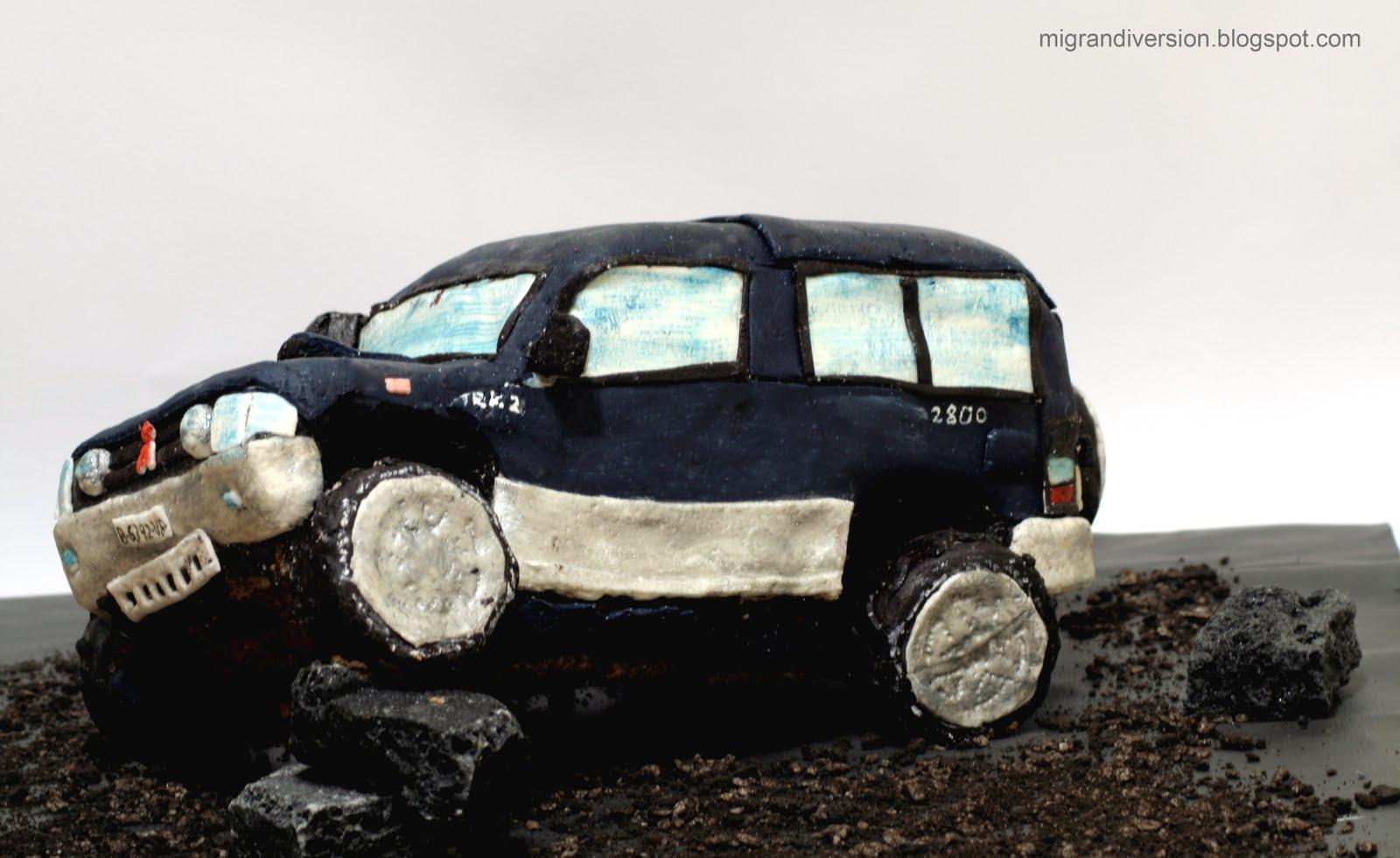 foto de coche 4x4: