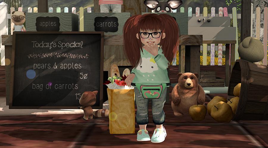 ғᴀsʜɪᴏωʟ: My Little Farmer´s Market
