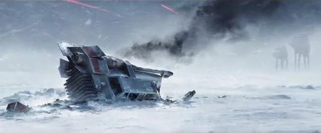 star wars battlefront in game