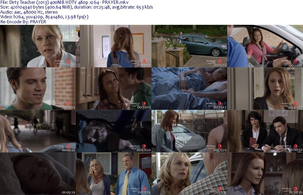Dirty Teacher (2013) HDTVRip 480p x264 – PRAYER