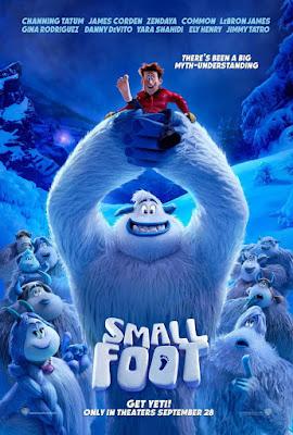 Smallfoot 2018 DVD R1 NTSC Latino