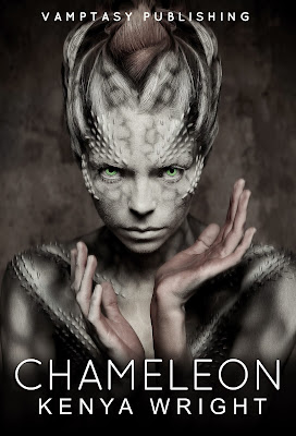 {Giveaway} Chameleon by Kenya Wright