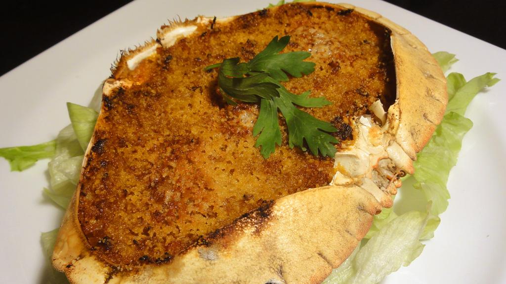 Cocinar para los amigos txangurro a la donostiarra receta de navidad - Cocinar para los amigos ...