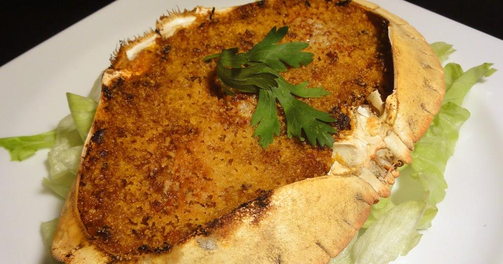 Cocinar para los amigos txangurro a la donostiarra for Cocinar un centollo