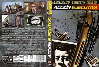 Caratula: Acción Ejecutiva 1973