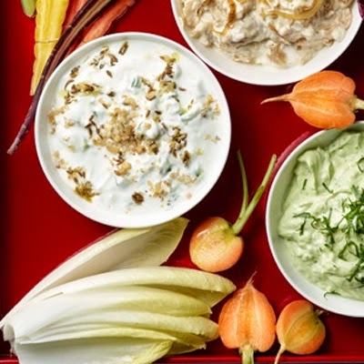Recipe of Cucumber-Walnut Raita