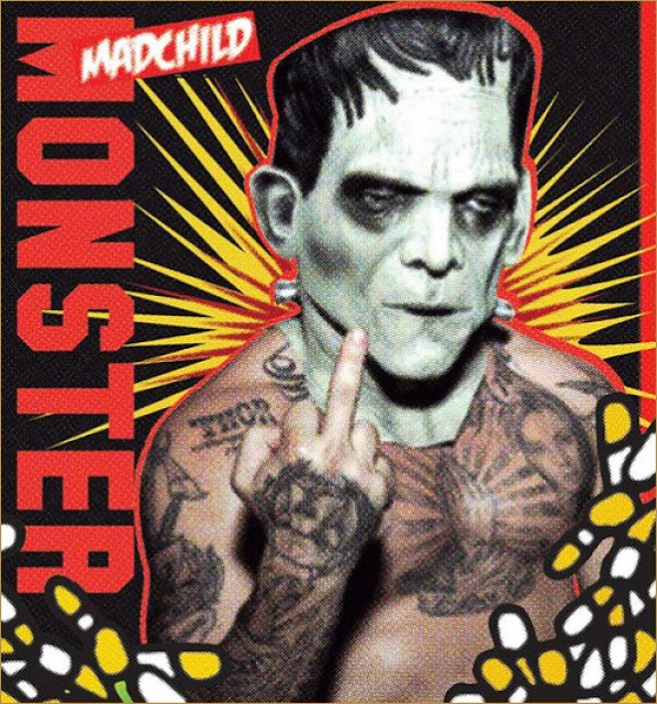 20120712 MONSTER e1342161723675 Madchild   Monster + Out Of My Head (Music Video)