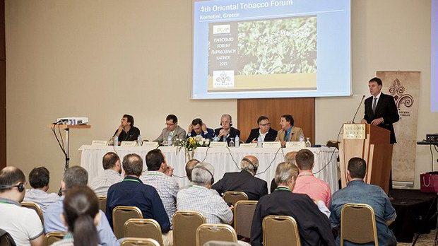 Μήνυμα στήριξης του καπνού στην Αν. Μακεδονία και Θράκη μέσα από το Παγκόσμιο Forum Παραδοσιακού Καπνού 2015