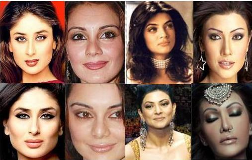 Bollywood Actress Before and After Plastic Surgery | Crazy ...