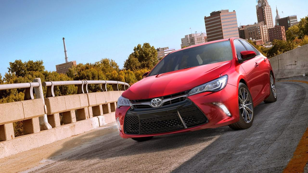 Motoring malaysia 2015 toyota camry facelift previewed in the states and the beast becomes slightly beautiful and salable again