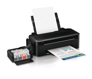 forma L impresora Epson L200