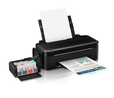 Принтер с Г-образным пробегом бумаги