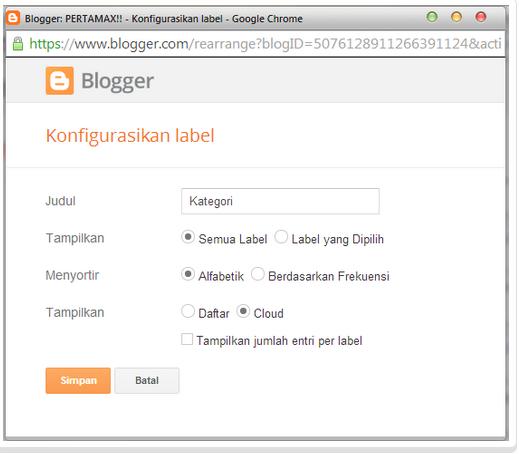 Template HTML5 Pertamax