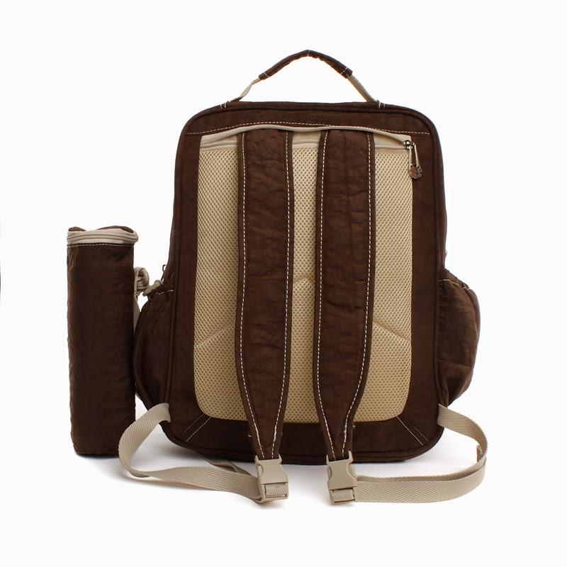 tas bayi diaper bags tas bayi diaperbag marss backpack 3 in 1 kode 8007. Black Bedroom Furniture Sets. Home Design Ideas