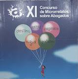 XI CONCURSO MICRORRELATOS ABOGADOS