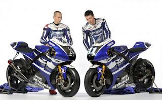 Yamaha Team Motogp 2011