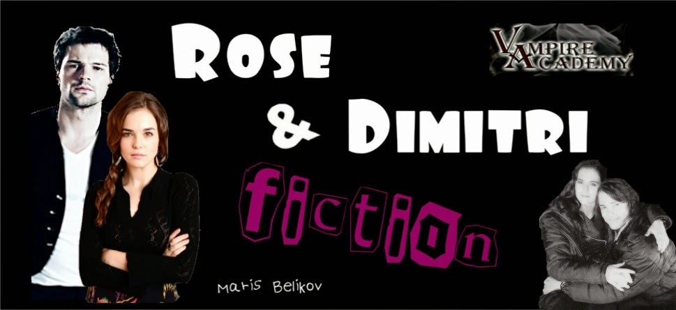 Rose y Dimitri fiction