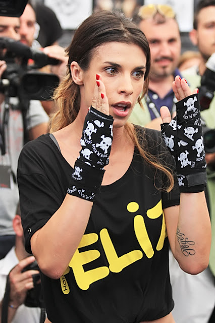 Elisabetta Canalis Sportive