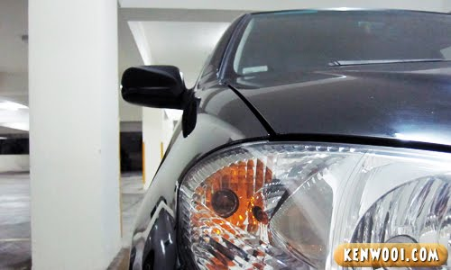 toyota vios headlights