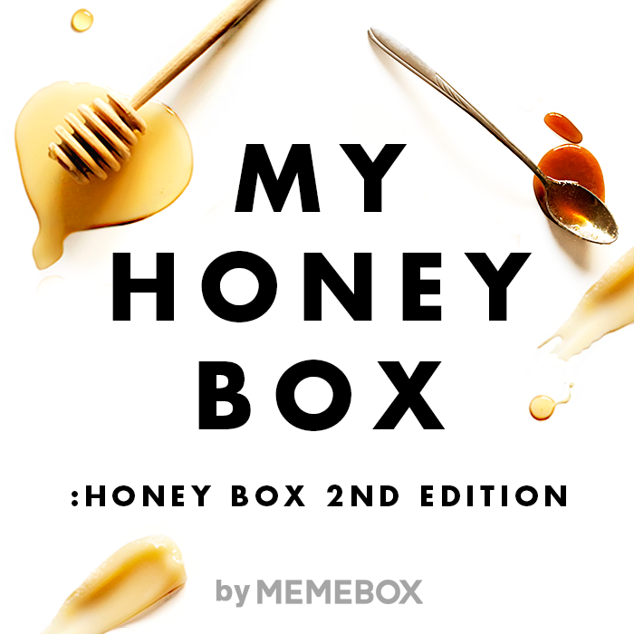 Memebox My Honey Box