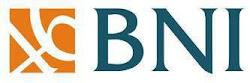 PEMBAYARAN DI TRANSFER MELALUI VIA BANK : BNI , BRI , BCA , MANDIRI