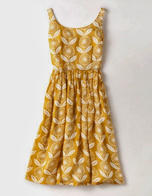 Love city style love 4 must have modest spring dresses for Boden yellow