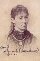 Sarueh Hawkins Searle (1856-1898)