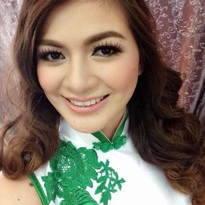 Bicolana beauty LA Cu all set for Miss Chinatown PH 2014