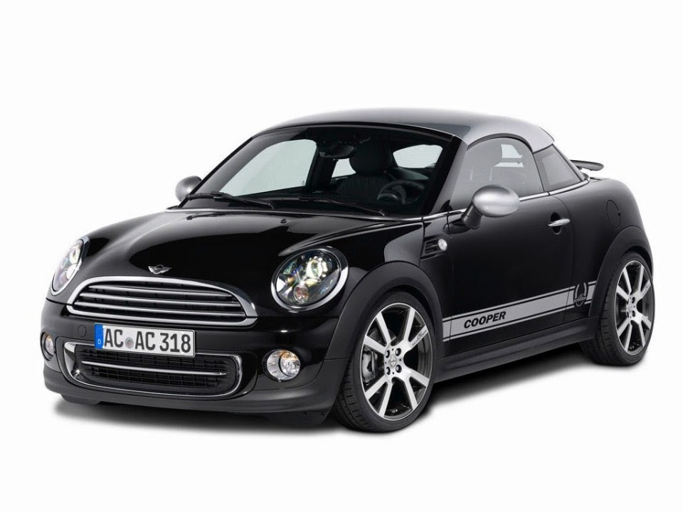 2014 Mini Cooper Coupe Wallpapers