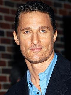Matthew MacConaughy