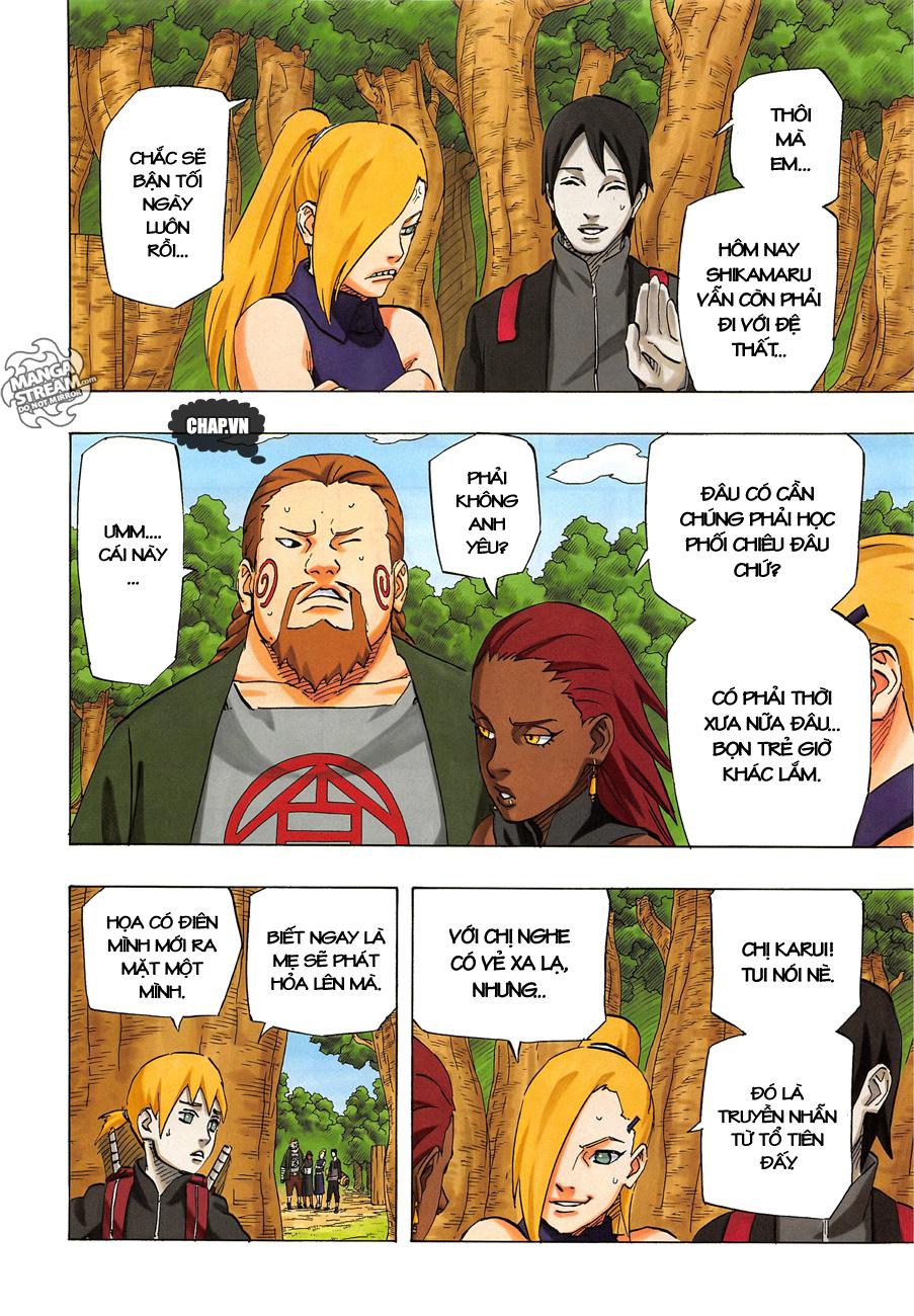 Naruto chap 700 – Chap cuối Trang 8