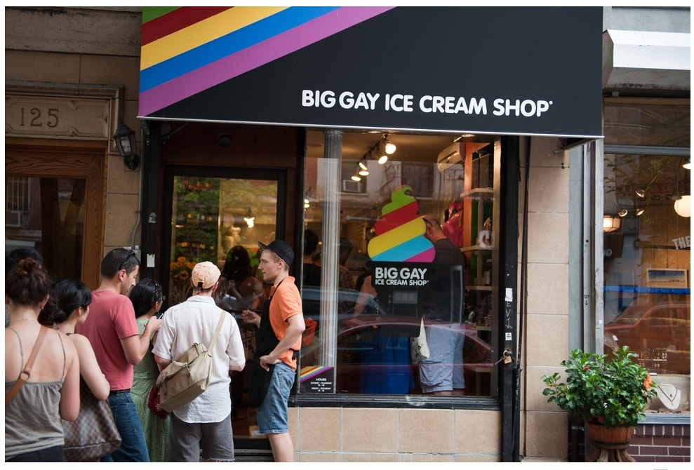 Building on thee Success of the Big Gay Ice Cream Truck, there's now a Big ...