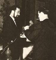 Peter Blau at 1959 BSI Dinner
