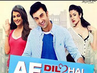 Download Film Ae Dil Hai Mushkil (2016) Subtitle Indonesia BluRay