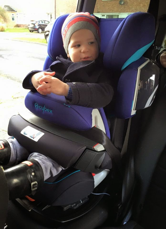 mum of five staying sane our review of the cybex pallas 2 fix group 1 2 3 car seat suitable. Black Bedroom Furniture Sets. Home Design Ideas