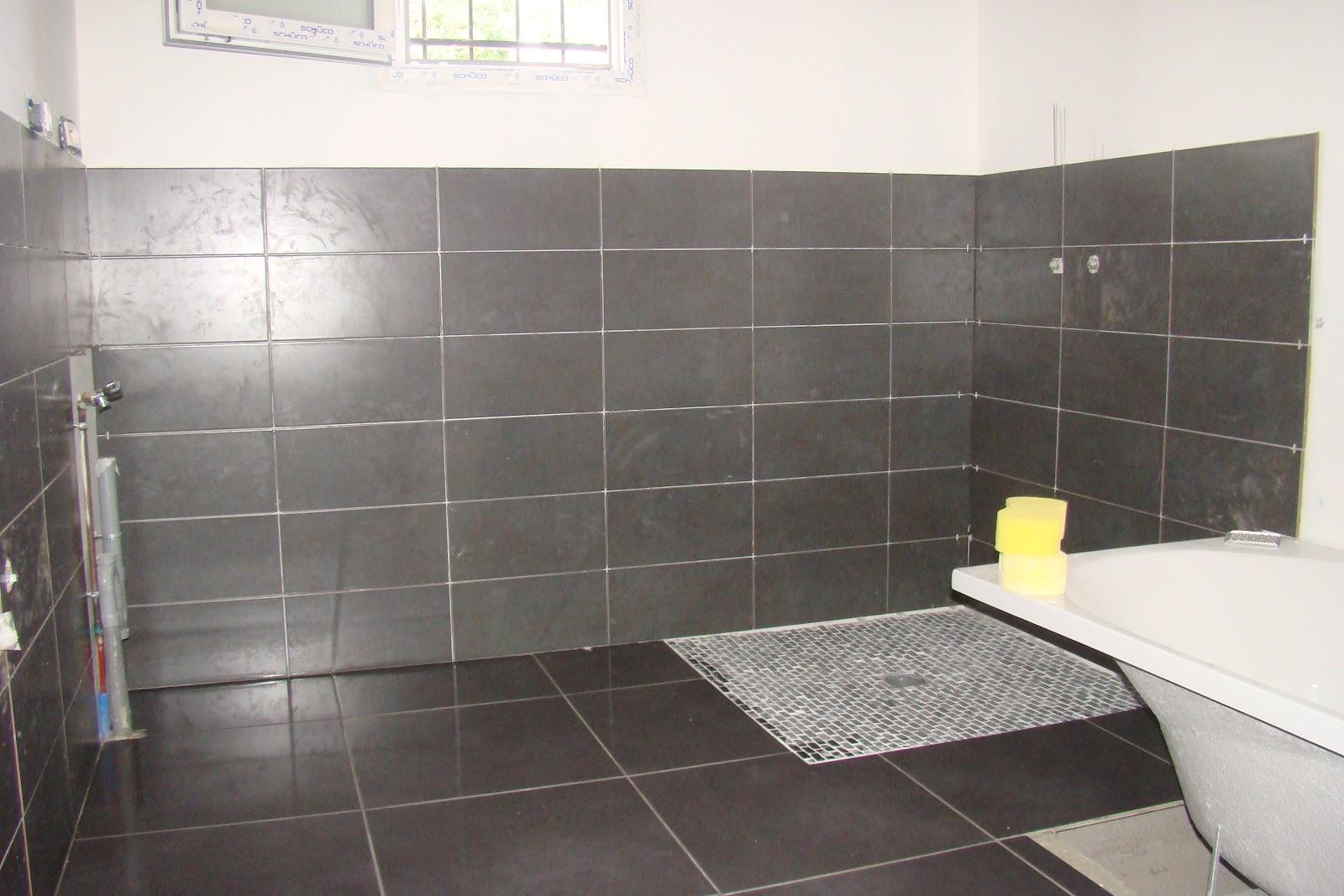 La maison de mat et nat la suite - Hauteur faience salle de bain ...