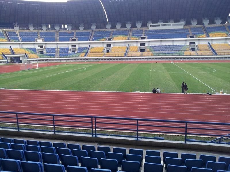 Stadion Gedebage Kota Bandung | GREEN TREE