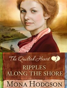 Ripples Along The Shore by Mona Hodgson by papertapepins
