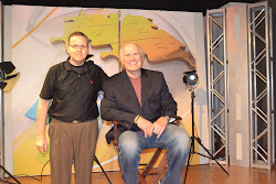 Monday April 29th Me & Terry Bradshaw At The Studio