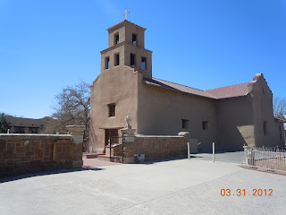 our lady of guadalupe shrine santa fe new mexico