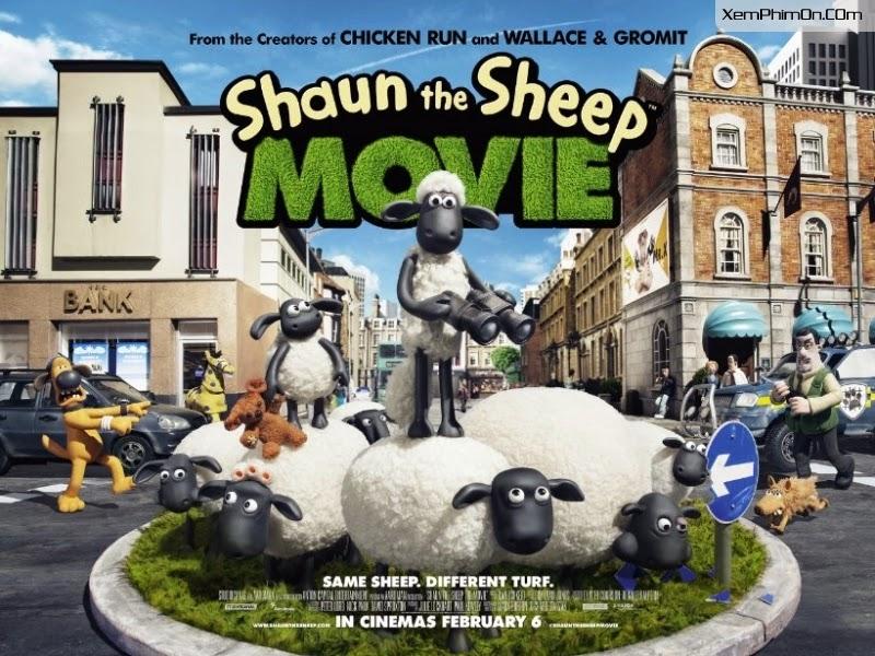 Những chú cừu vui nhộn