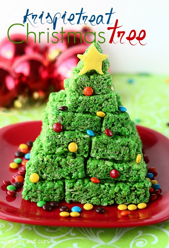 Cute food for kids 35 edible christmas tree craft ideas get the recipe of this christmas treat tree with cookies and cups forumfinder Choice Image