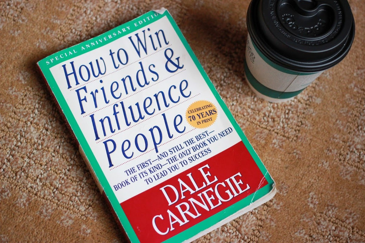 read how to win friends and influence people online