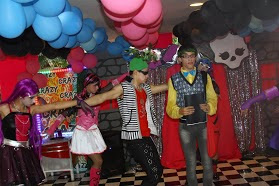 TITITI TATATA - SHOW MONSTER HIGH