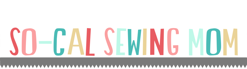 so-cal sewing mom